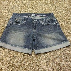 Jean shorts 11/12 reg